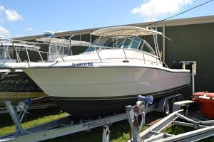 Used Pursuit 3070 Offshore Center Console Cuddy Cabin Boat For Sale