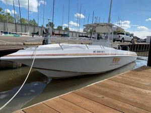 Used Fountain 31 TE Center Console Fishing Boat For Sale
