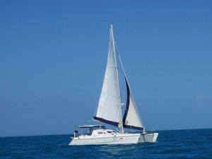 Used St Francis 44 Catamaran Sailboat For Sale
