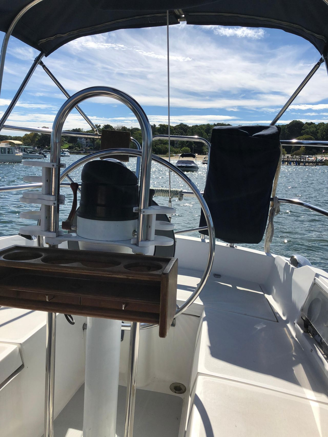 1989 Used Catalina 27 Racer and Cruiser Sailboat For Sale