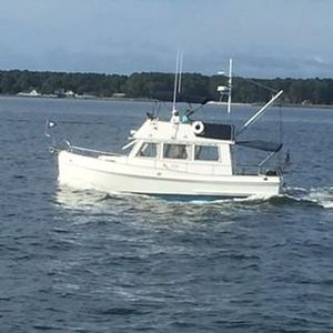 Used Grand Banks Trawler 32 Trawler Boat For Sale