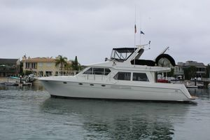 Used Navigator Pilothouse-5300 Classic Pilothouse Boat For Sale