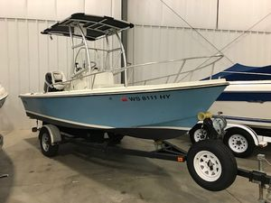 Used Mako 17 CC Saltwater Fishing Boat For Sale