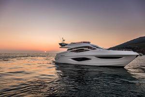 New Numarine 62 Fly Flybridge Boat For Sale