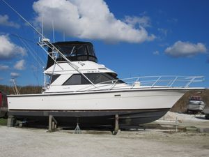 Used Phoenix 38 Sportfish Convertible Fishing Boat For Sale