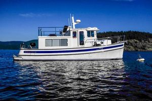 Used Nordic Tugs 34 Motor Yacht For Sale