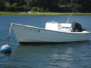 Used Roth Bilt 18 Center Console Fishing Boat For Sale