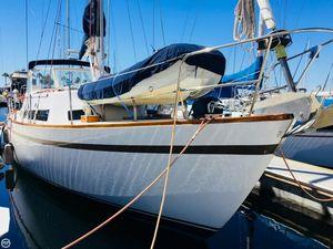 Used Cal 3- 46 Motorsailer Sailboat For Sale