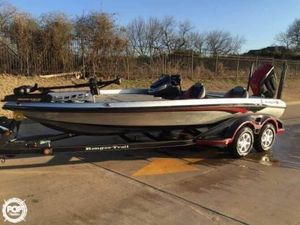 Used Ranger Boats Z520-C Bass Boat For Sale