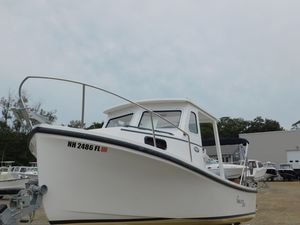 Used Eastern 22 SISU Cuddy Cabin Boat For Sale