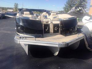 New Jc 24sporttoon/tt Pontoon Boat For Sale