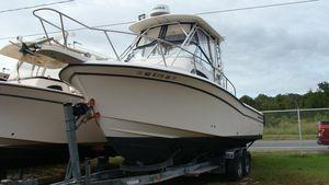 Used Grady-White 282 Sailfish Cuddy Cabin Boat For Sale