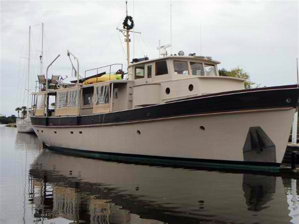Page 7 of 11 for trawler boats for sale for Garden design trawler boat