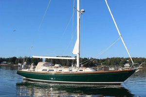 Used Hinckley Sou'wester 52 Sloop Sailboat For Sale