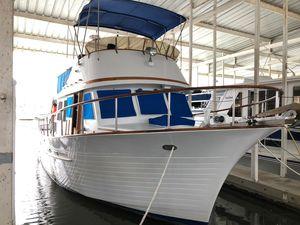 Used Albin 36 Double Cabin Trawler Boat For Sale