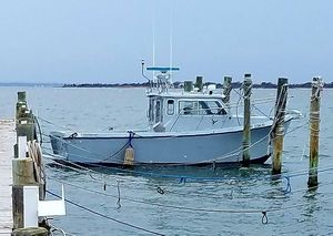 Used Osprey Pilothouse 24 Fisherman Pilothouse Boat For Sale