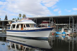 Used Chb 42 Europa Trawler Boat For Sale