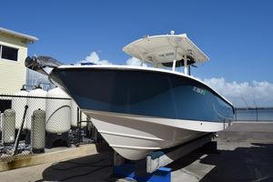 Used Edgewater 268cc Saltwater Fishing Boat For Sale