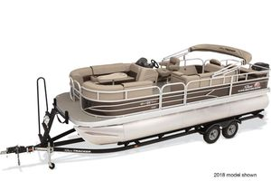 New Sun Tracker SportFish 22 XP3SportFish 22 XP3 Pontoon Boat For Sale