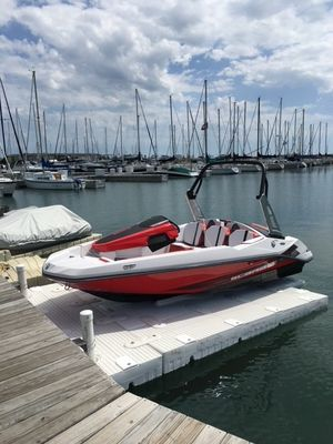 Used Scarab 165 HO Impulse Motor Yacht For Sale
