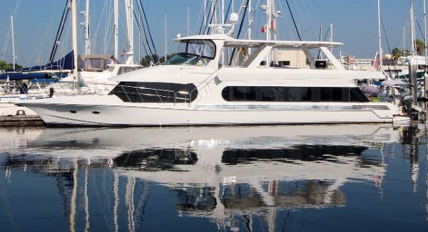 Used Bluewater Yachts 680 Motor Yacht For Sale