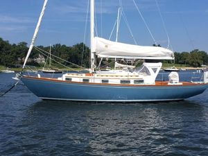 Used Sea Sprite 34 Cruiser Sailboat For Sale