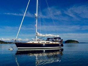 Used Sabre 386 Cruiser Sailboat For Sale