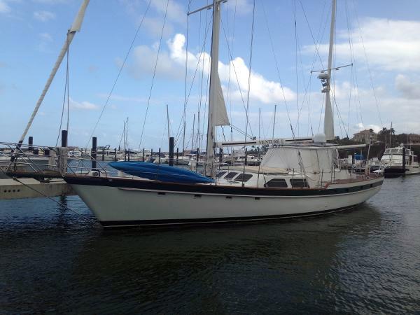 Used Irwin Yachts Custom Ketch Cruiser Sailboat For Sale
