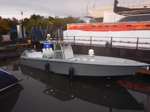 Used Contender 39 Tournament Center Console Fishing Boat For Sale
