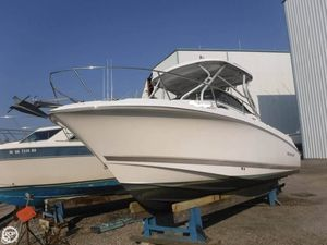 Used Wellcraft 252 Coastal Walkaround Fishing Boat For Sale