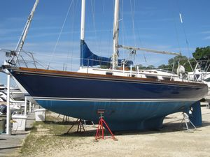 Used Bristol 35.5 Sloop Sailboat For Sale