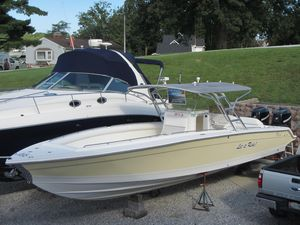 Used Marlago FS35 Center Console Fishing Boat For Sale