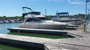 Used Sea Ray 300 Sedan Flybridge Boat For Sale