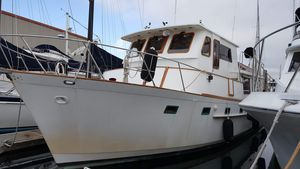 Used Tayana 42 Trawler Cruiser Boat For Sale