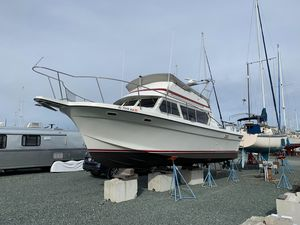 Used Freedom Marine Spirit 30 Sports Fishing Boat For Sale
