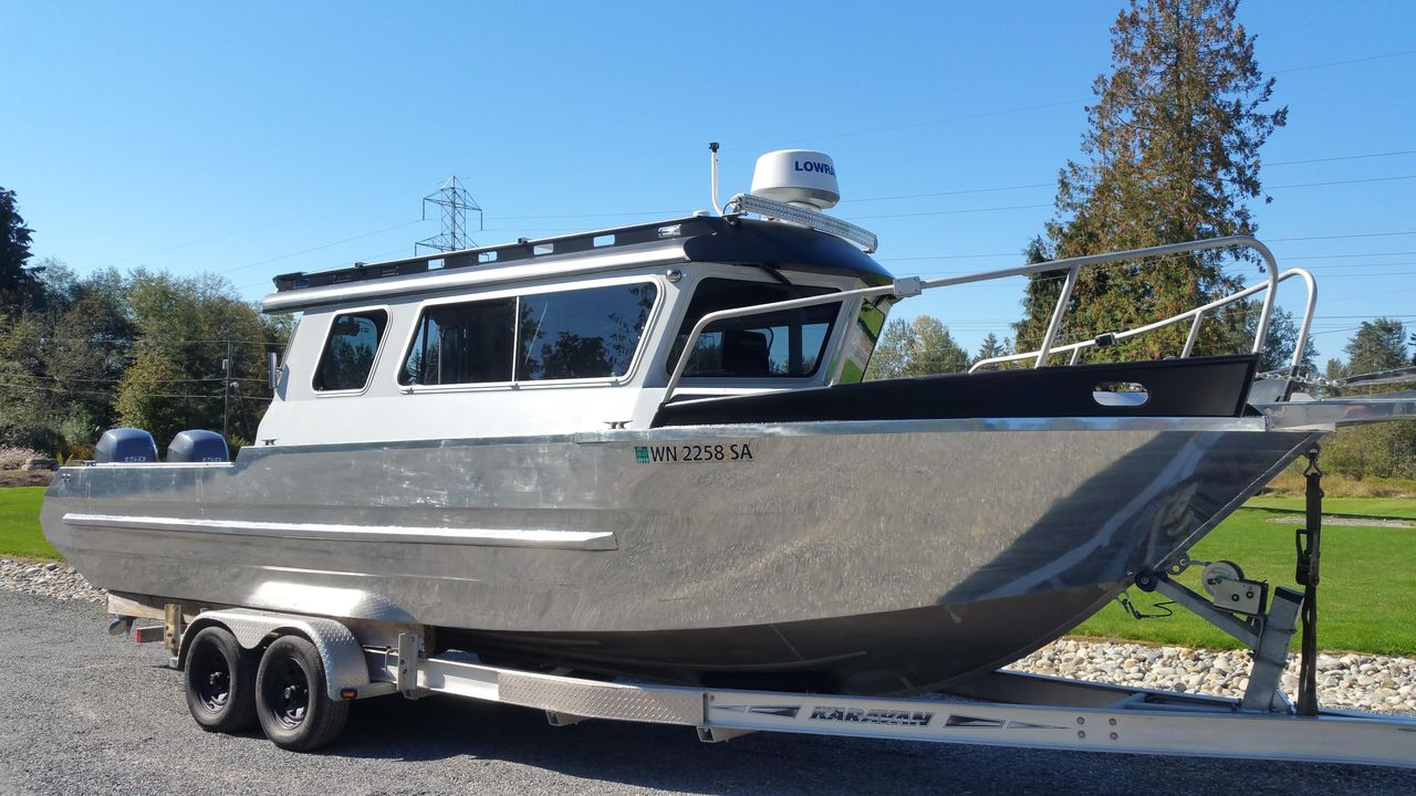 Used Fishing Boats For Sale >> 2012 Used River Hawk Offshore Sports Fishing Boat For Sale