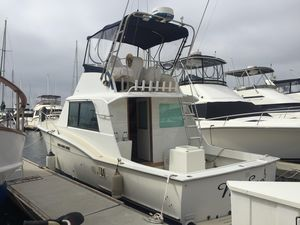 Used Hatteras 36 Convertible Fishing Boat For Sale