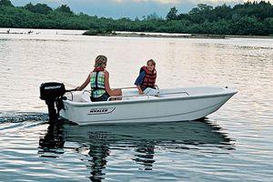 New Boston Whaler 110 Tender Commercial Boat For Sale
