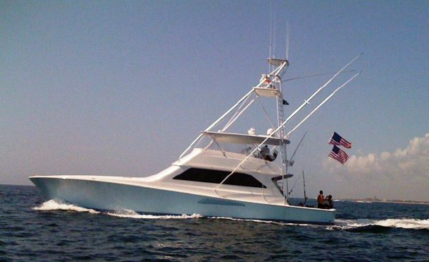 Used Viking 65 Convertible Motor Yacht For Sale