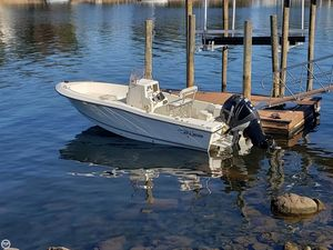 Used Sea Boss Center Console 210 Center Console Fishing Boat For Sale
