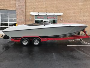 Used Nordic Rage 25Rage 25 High Performance Boat For Sale