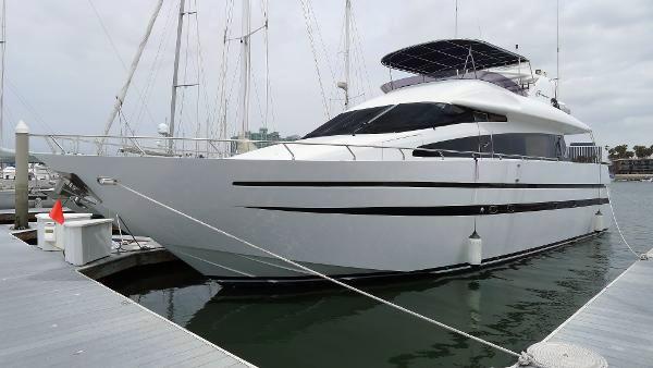 Used Azimut 65 Pininfarina Motor Yacht For Sale