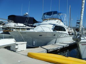 Used Post 40 Sportfisher Sports Fishing Boat For Sale