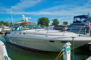 Used Sea Ray Express Sports Cruiser Boat For Sale
