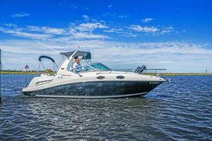 Used Sea Ray 260 Sundancer Sports Cruiser Boat For Sale