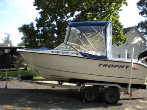 Used Trophy 2006 Dual Console High Performance Boat For Sale