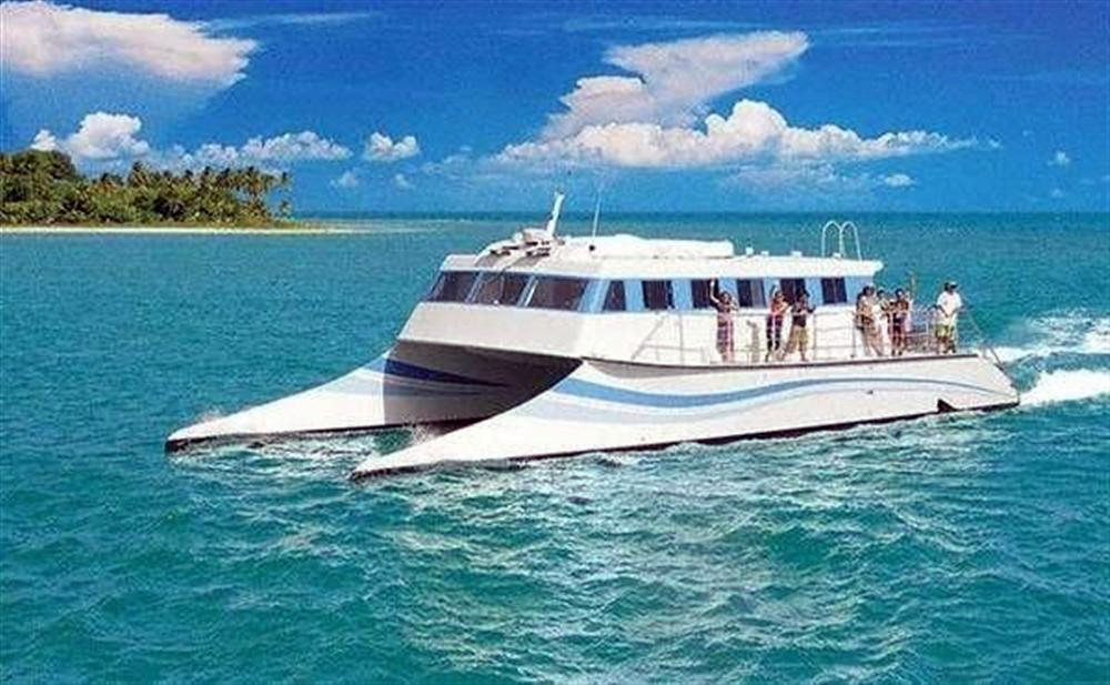 Used Goldcoast Power Cat Power Catamaran Boat For Sale