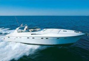 Used Rizzardi CR 53 Top Line Express Cruiser Boat For Sale