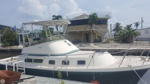 Used Albin 32 + 2 Command Bridge Sports Fishing Boat For Sale