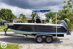 Used Contender 21 CC Center Console Fishing Boat For Sale